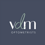 VDM Optometrists Logo